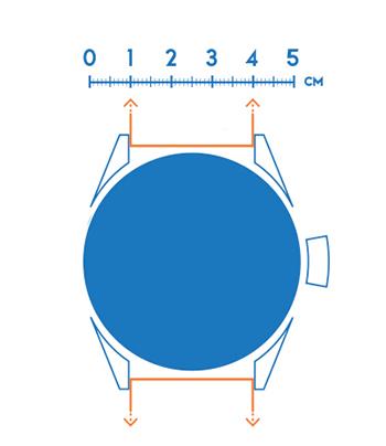 Universal watch bands