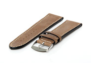 Watchstrap 20mm brown
